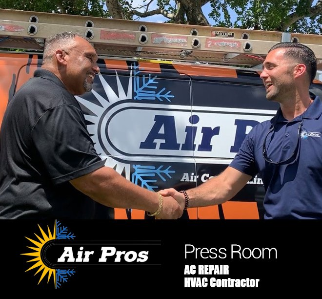 AIR PROS PRESS RELEASES