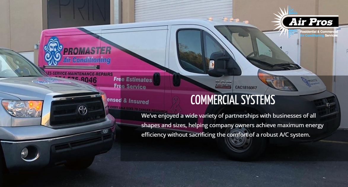 Coral Springs - Based Promaster Air Conditioning Acquired