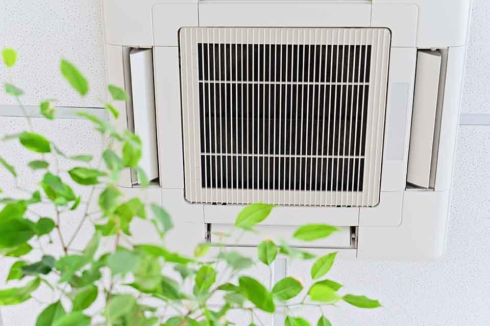 AC install